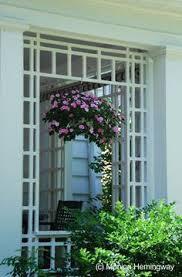 Front Porch Trellis Designs