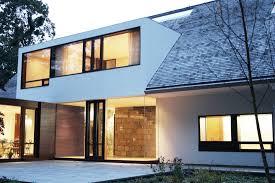 Modern Dormer Greenwich House Julian King Architect Archdaily