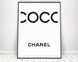 Chanel Party Decorations Chanel Party Etsy