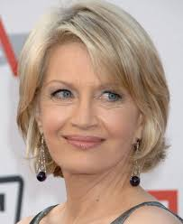 hairstyles for ova 60s diane sawyer short hair styles best short haircut for women over