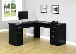 Small Black Corner Desk Corner Black Desks Wood Black L Shaped Desk Small Black Corner
