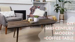 diy mid century modern coffee table diy mid century modern coffee table the drill down with the sorry