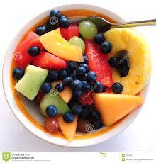 Fruit Bowl Fruit Bowl Stock Images Image 8103364