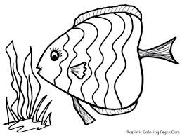 coloring pages fish fish coloring pages coloring page fish