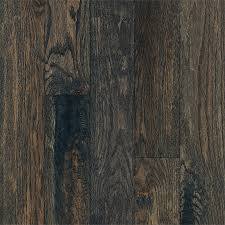 shop bruce oak hardwood flooring sle coastal at lowes com