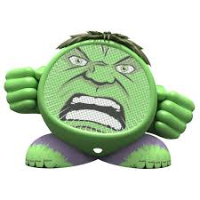 amazon avengers hulk rechargeable character speaker mg m662