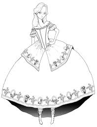 alice in wonderland costume sketches disney style