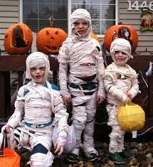 Kids Mummy Halloween Costume 25 Mummy Costumes Ideas Diy Mummy Costume