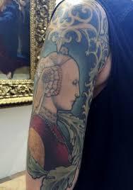 roma tattoos 067e 2015 08 29 roma battista sforza u0027s tattoo a photo a day