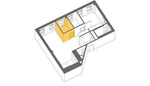 adding a bedroom adding a bedroom in an apartment fontan architecture