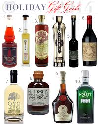 great gifts 10 bottles of liquor that make great gifts liquor bottle and