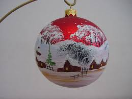 wholesale hand painted christmas ball buy discount hand painted