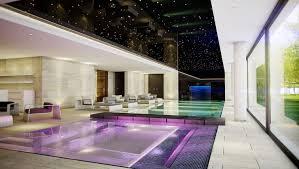 modern game rooms tub indoor pool indoor pool slide diving