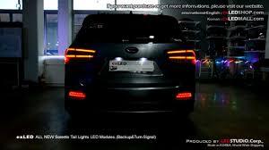 lexus suv tail lights sxl led tail lights inner light question kia forum