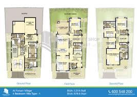 villa autocad file small house floor plans bedroom type sq ft plan