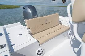 Rear Bench Seat For Boat Masters 227 Bay Boat Sportsman Boats