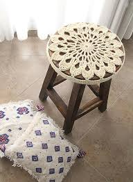 bar chair covers best 25 stool covers ideas on stool cover crochet