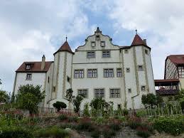 Neues Schloss Baden Baden Denkmalpflege Baden Württemberg Teilprojekt Schlösser Und Parks