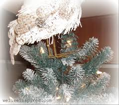 classy christmas decor my snowy owl tree topper