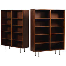 rosewood bookcases 140 for sale at 1stdibs