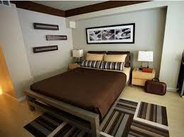 Bedroom  Contemporary Small Bedroom Ideas Single Bed Bedroom - Contemporary small bedroom ideas