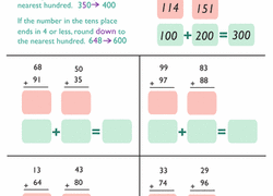 2nd grade rounding u0026 estimation worksheets u0026 free printables