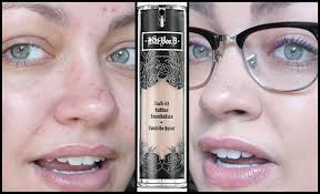 youtube made me buy it kat von d lock it foundation youtube
