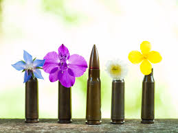 bullet flowers us army wants to create biodegradable bullets that plant flowers