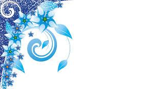Blue Flower Backgrounds - background wallpaper flowers blue clipartsgram com