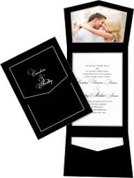 and black wedding invitations shop black wedding invitations magnetstreet