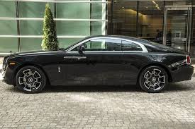why editions like rolls royce s black badge are
