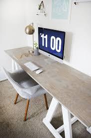 9 best desk images on pinterest diy sawhorse silhouette machine