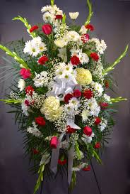 flower delivery dallas funeral standing spray augustus flower delivery dallas tx i