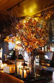Where To Buy Fall Decorations - pottery barn fall leaf branches on sale 55 off wedding