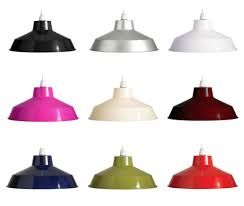Metal Ceiling Light Shades Joyous Soda Can Tab Large Drum Shade R S Metal L Shades