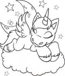 40 magical unicorn coloring pages