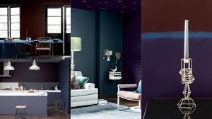 peinture chambre violet quelle couleur mettre avec du violet