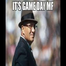 Game Day Meme - its gameday god family and the green bay packers meme lombardi