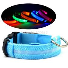 Light Up Dog Collar Night Safety Led Dog Collar U2013