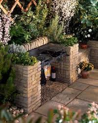 How To Build A Brick BBQ Brick Bbq Bricks And Backyard - Designing your backyard
