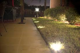 solar outdoor lights amazon
