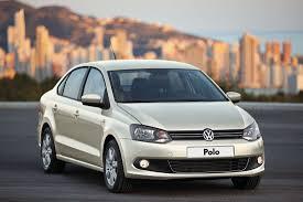 Volkswagen Polo Saloon 2010 Cartype