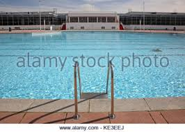 new local authority swimming pool complex under construction at