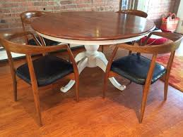 How Can I Raise The Seat Height Of My Mid Century Dining Chairs - Dining room chair height