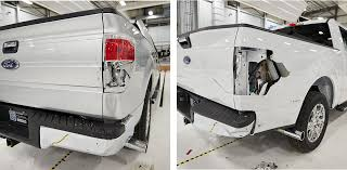 fix tail light cost ford disputes iihs report on aluminum f 150 repair costs repairer