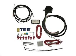 wiring kit 13 pin c2 universal towing electrics with pdc control