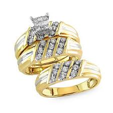 gold wedding rings sets wedding rings sets white gold