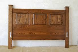Oak Headboard King Oak Headboard Throughout Headboards Wooden And Pine
