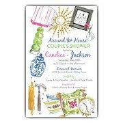 Couples Wedding Shower Invitations Couples Shower Invitations Paperstyle