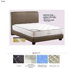KING KOIL  FREE GIFTS Luxe Mattress Queen Size Available For - King size bedroom set malaysia